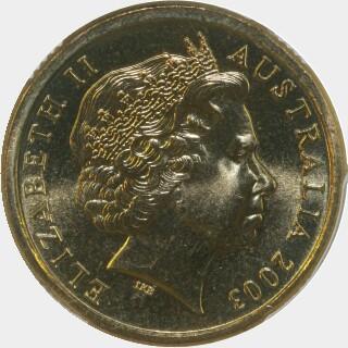 2003  Two Dollar obverse