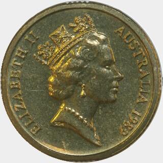 1989  Two Dollar obverse