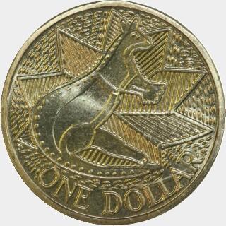 1988  One Dollar reverse