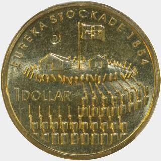 2004-B  One Dollar reverse
