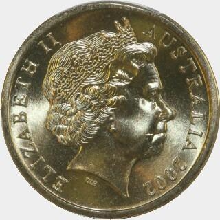 2002  Two Dollar obverse