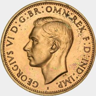 1942-I Restrike Penny obverse