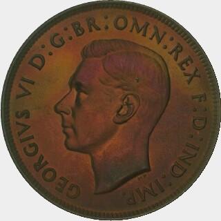 1948-Y Proof Penny obverse