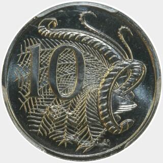 2003  Ten Cent reverse