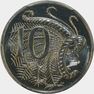 1999  Ten Cent reverse