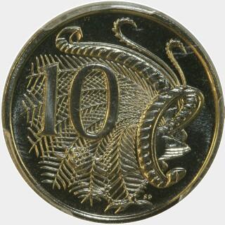 1997  Ten Cent reverse
