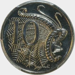 2006  Ten Cent reverse