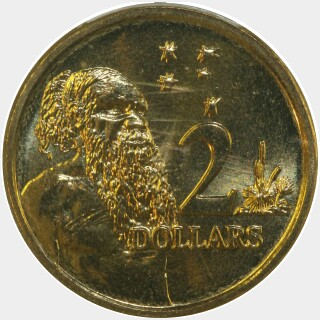 2006  Two Dollar reverse