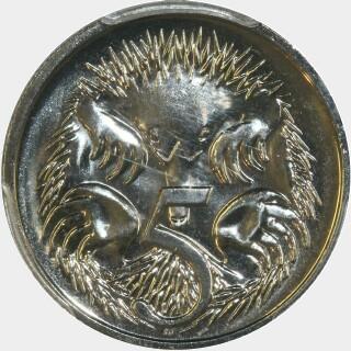 2003  Five Cent reverse