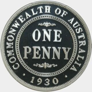 1999 Silver Proof Ten Cent reverse