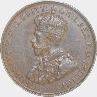 1926  Penny obverse