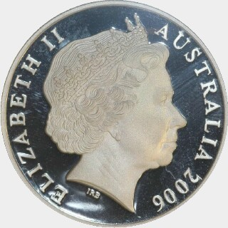2006 Proof One Dollar obverse