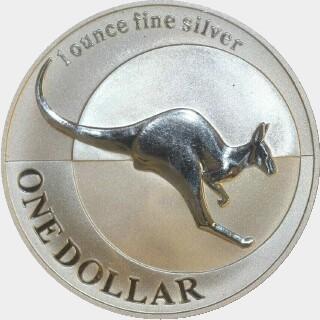2004  One Dollar reverse