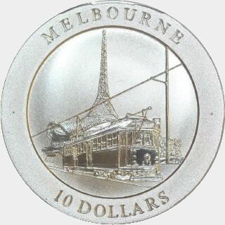 1998  Ten Dollar reverse