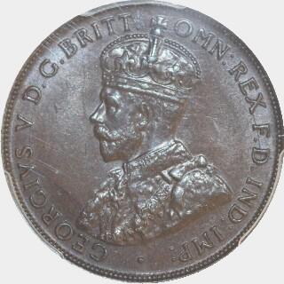 1928  Penny obverse