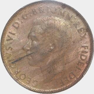 1951-Y  Penny obverse