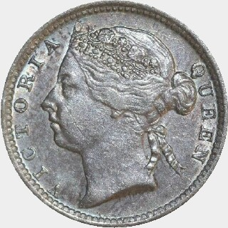 1898  Ten Cent obverse