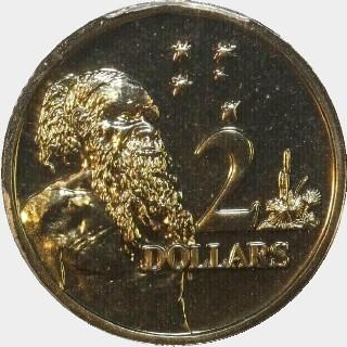 2004  Two Dollar reverse