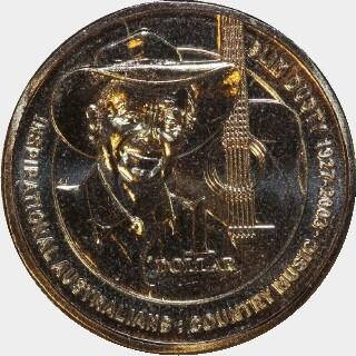 2013  One Dollar reverse