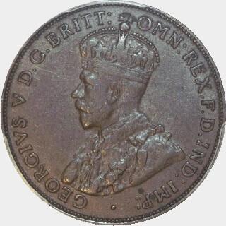1930  Penny obverse