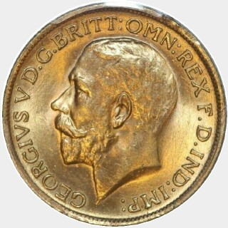 1925-S  Full Sovereign obverse