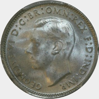 1948  Sixpence obverse