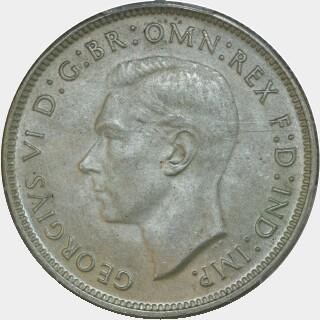 1940  Florin obverse