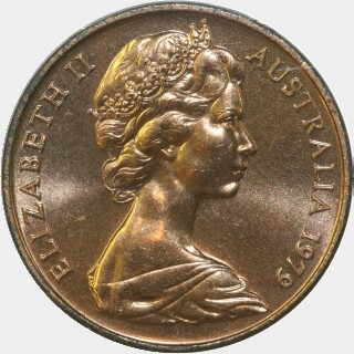 1979  Two Cent obverse