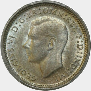 1948  Threepence obverse