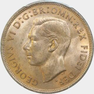 1951-PL  Penny obverse