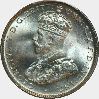 1936  One Shilling obverse