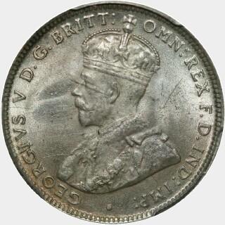 1926  Shilling obverse