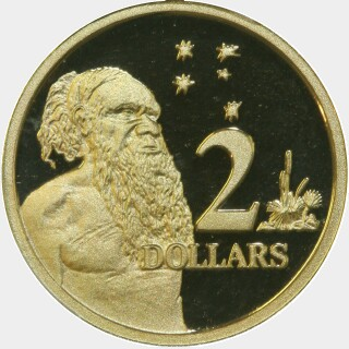 2010 Proof Two Dollar reverse