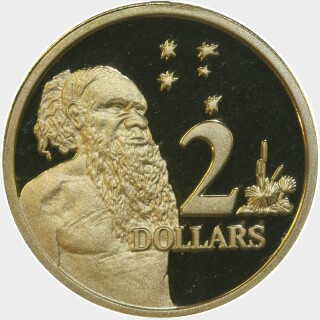 2013 Proof Two Dollar reverse