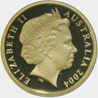 2004 Proof Two Dollar obverse