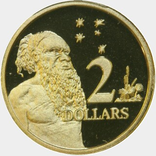 2014 Proof Two Dollar reverse