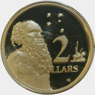 2006 Proof Two Dollar reverse