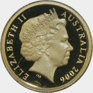 2006 Proof Two Dollar obverse