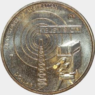 2006-C  One Dollar reverse