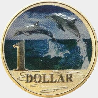 2006  One Dollar reverse