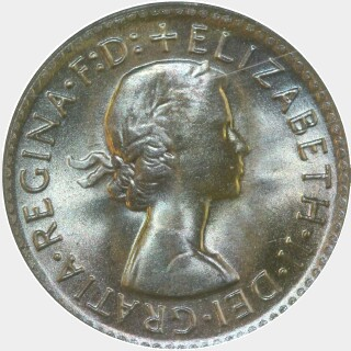 1963  Threepence obverse