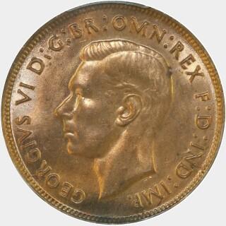1947  Penny obverse