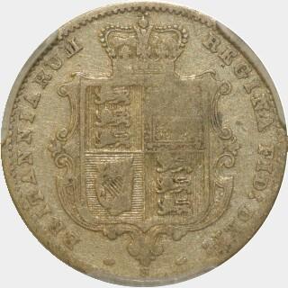 1872-S  Half Sovereign reverse