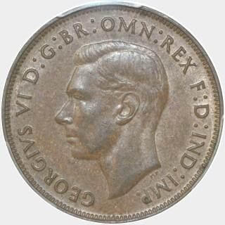 1939  Penny obverse