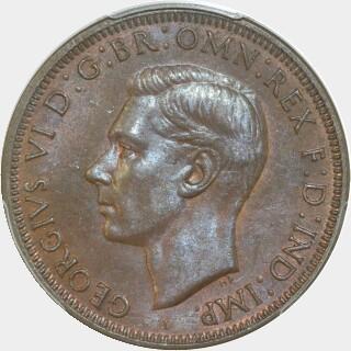 1943-I  Penny obverse
