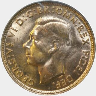 1949  Penny obverse