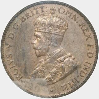 1932  Half Penny obverse