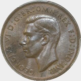 1942-Y  Penny obverse