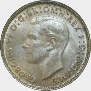 1942  Florin obverse