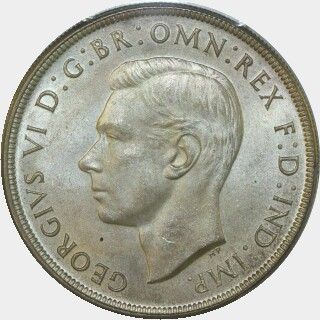 1937  Crown obverse